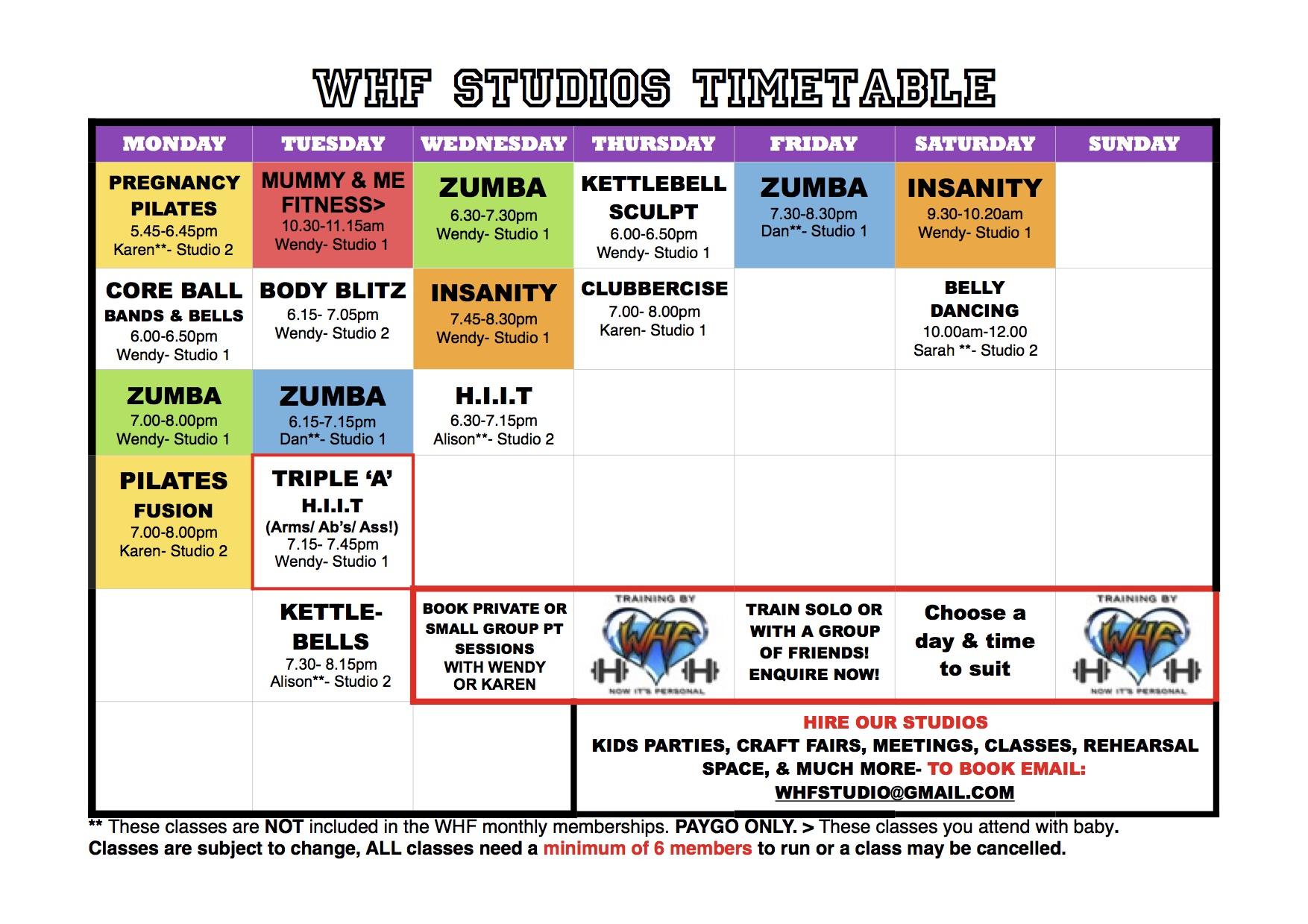 whf-up-to-date-timetable-jan17
