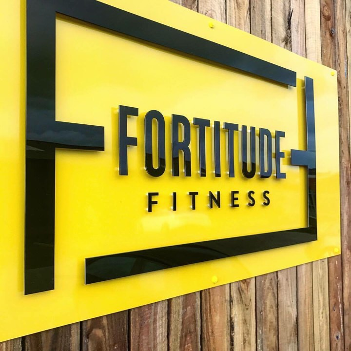 FORTITUDE SIGN